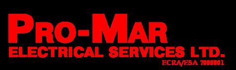 Pro-Mar Electrical Services Logo